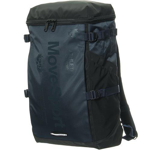 [デサント] スクエアバックパック ネイビー 紺色 NVY フリーサイズ DOR-C8391 DAC-8723限定カラー