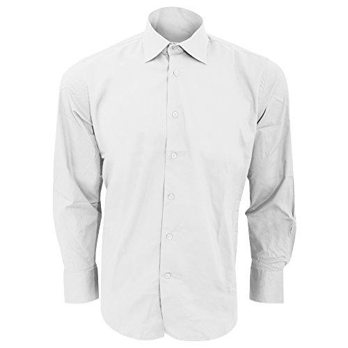 SOL'S Chemise Manches Longues Brighton - Homme (2XL) (Blanc)