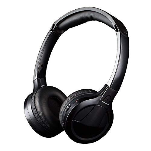 Kabellos Kopfhörer [ Null Latenz], Jelly Comb Drahtloser HF-Stereo [Wiederaufladbar] Drahtlos HiFi Over-Ear Kopfhörer/Funkkopfhörer/On-Ear Funkkopfhörer/TV-Kopfhörer mit 3,5 mm Audio-Ausg
