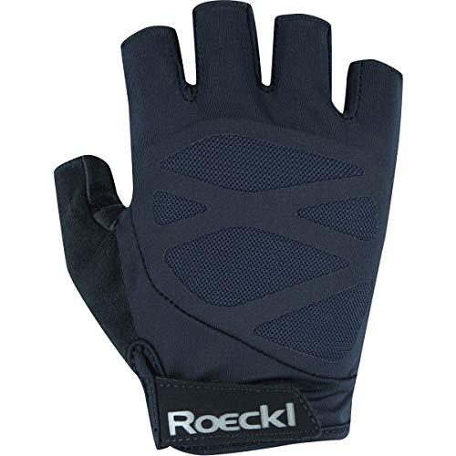 Roeckl Iton Fahrrad Handschuhe kurz schwarz 2021: Größe: 11