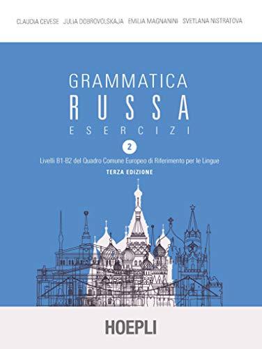 Grammatica russa. Esercizi, Volume 2: Vol. 2