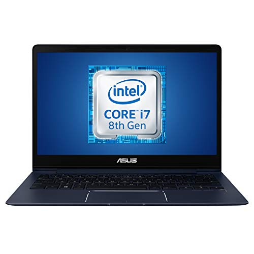 "Asus UX331UA-EG029T Notebook 13.3"" FHD, Intel Core i7-8550U, RAM 8 GB, SSD da 256 GB, Scheda Grafica Integrata, Tastiera Retroilluminata, Windows 10 [Layout Italiano]"