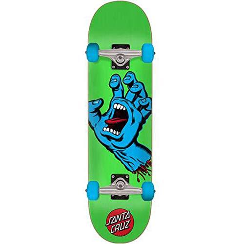 Santa Cruz Komplettboards: Screaming Hand 7.5