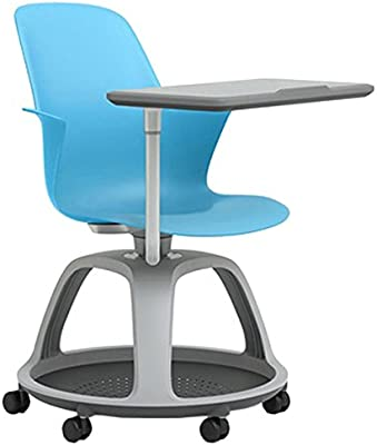 Steelcase Node Tripod Base with Platinum Base & Standard Carpet Casters, Picasso
