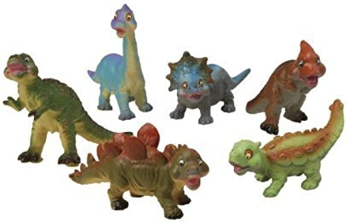 diseño simple y generoso Squeezable Squeezable Squeezable Dinosaurs by ConstructivePlaythings  online al mejor precio