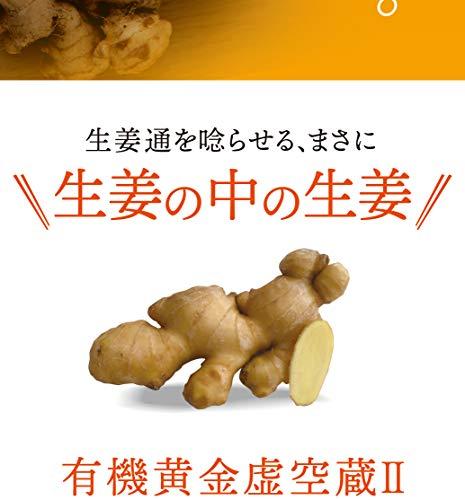 生搾り有機生姜シロップ(ドライジンジャーエールベース)