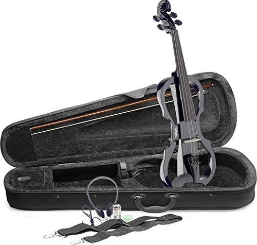 Stagg EVN X-4/4 BK Electric Violin
