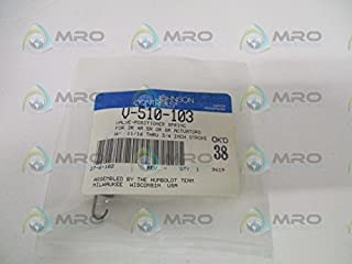 Johnson Controls V-510-103 V-9502 Series Pneumatic Valve Actuator Positioner, 11/16