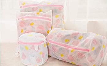 Bra Underwear Products Laundry Bags Baskets Mesh Bag Household Cleaning Tools Accessories Laundry Wash Care Bags (Color : ...