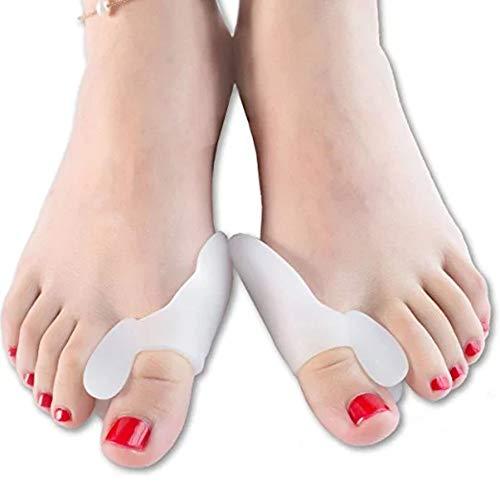2 Pezzi Separatori dita dei piedi
