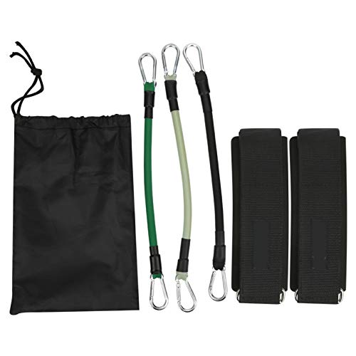 Omabeta Cuerda durable del estirador del tobillo que tira ajustable para dar forma a la familia