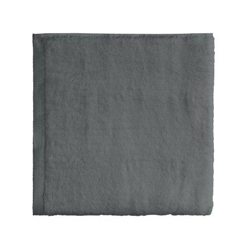 Essix Home Collection - Asciugamano Aqua, 65 x 125 cm, Colore: Ardesia