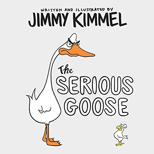 The Serious Goose audiobook cover art