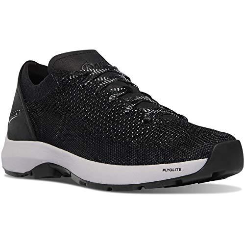 """Danner Women's 31326 Caprine Low 3"""" Lifestyle Shoe, Black/Vapor - 10 M"""