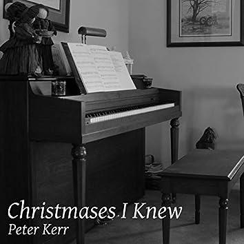 Christmases I Knew (feat. Matt Kerr)