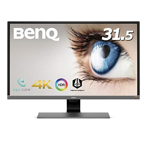BenQ モニター ディスプレイ EW3270U 31.5インチ/4K/HDR/VA/DCI-P3 95%/USB Type-C/HDMI×2/DP1.2/スピーカ...