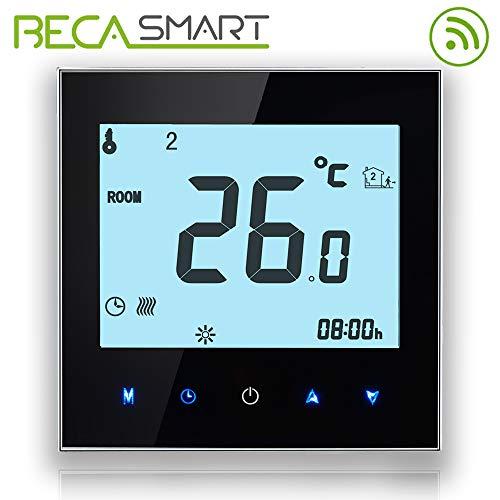 BECA 1000 Series 3/16A Pantalla táctil LCD Agua/Calefacció