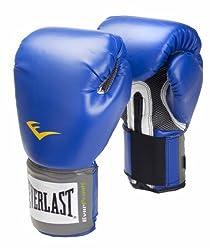 Everlast Erwachsene Boxartikel 2100 Pro Style Training Gloves, White, 12, 057211 01020