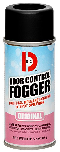 Big D BGD 341 5 oz Odor Control Fogger Aerosol