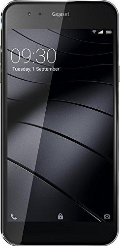 Gigaset ME pro Smartphone (5,5 Zoll (13,97 cm) Touch-Display, 32 GB Speicher, Android 5.1.1) schwarz