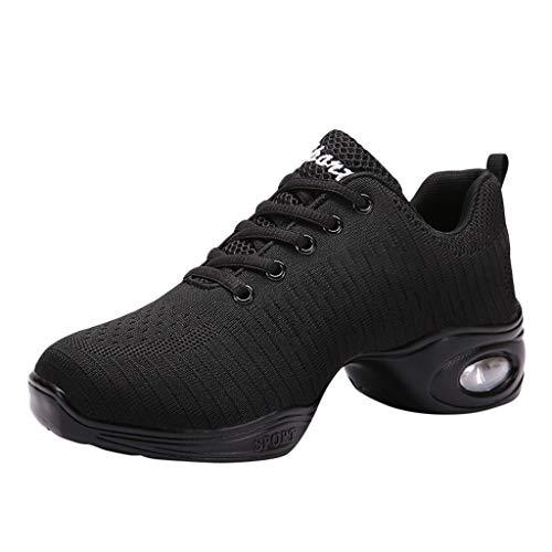 POLP Mujer Zapatos Baile Jazz Danza Moderna Suave