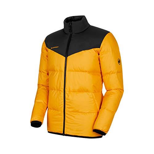 Mammut Herren Whitehorn Daunen-Jacke, golden-Black, XL