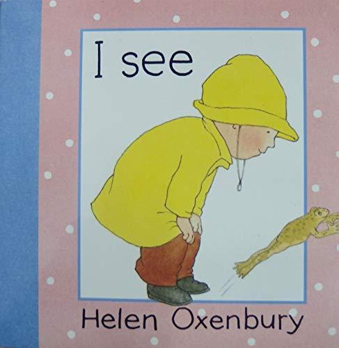 I See (Baby Beginner Board Books)