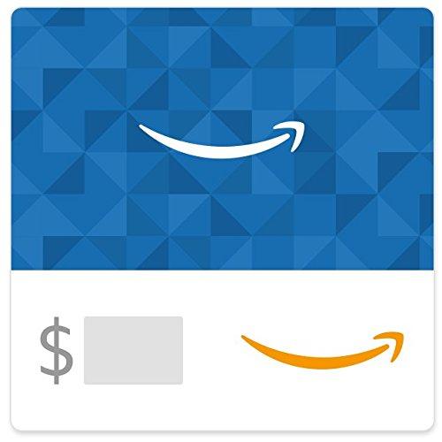 Amazon eGift Card - Blue Geometric