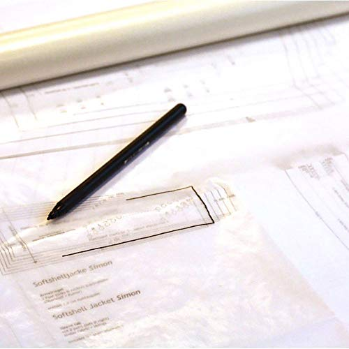 Pergamin Schnittmuster Papier 15 m - Preis gilt für 1 Rolle