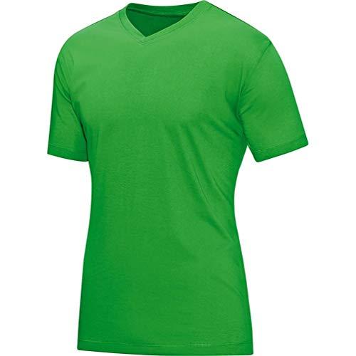 JAKO T-Shirt col V XXXL Vert - Vert Tendre