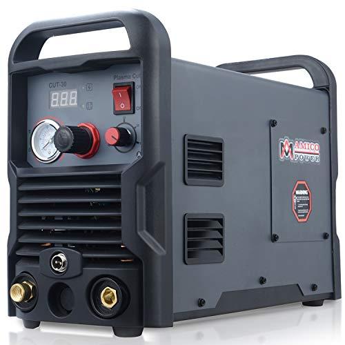 Amico 30 Amp Plasma Cutter DC Inverter 110/230V Dual Voltage Cutting Machine New