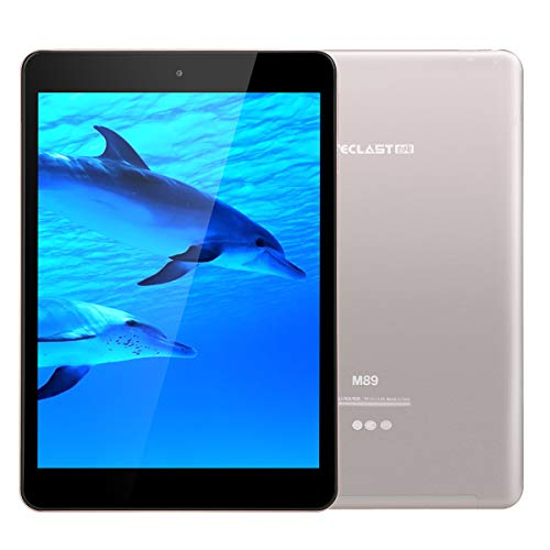 NO STOCK-TECLAST M89 Tablet PC 7.9 inch Android 7.0 MTK8176 Hexa Core 2.1GHz 3GB RAM 32GB eMMC ROM Double Cameras Dual WiFi HDMI Type-C