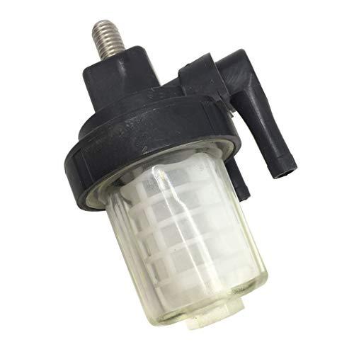 Filtros de Combustible Separador de Agua Aceite de Aluminio Para Yamaha 9.9-40HP