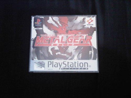 Metal Gear Solid Platinum