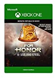 for honor currency pack 150000 steel credits | xbox one - codice download