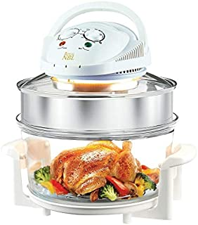 Royal NBL Halogen Turbo Convection Oven with Extender Ring