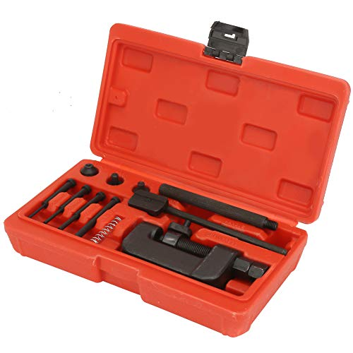 LANTRO JS - Kit de remachado Juego de herramientas de reparación de...