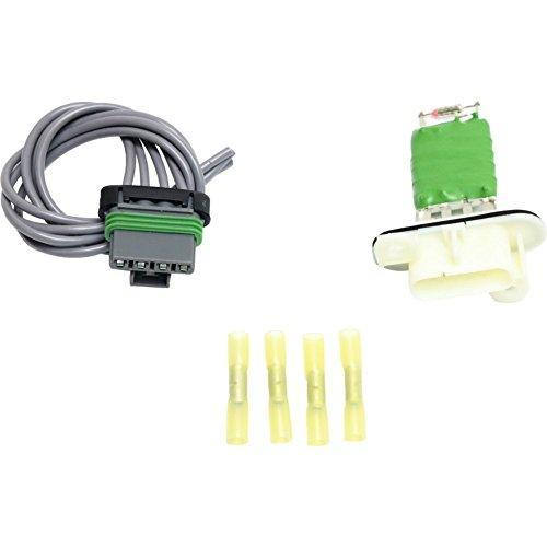 06 colorado blower motor resistor - 3