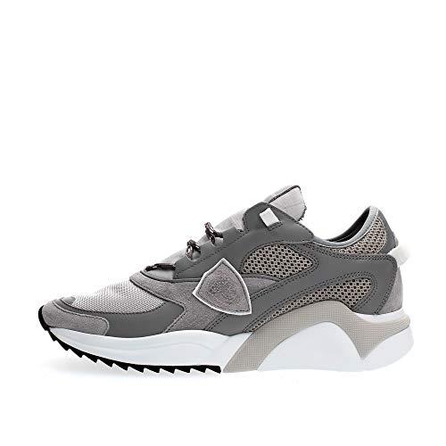 PHILIPPE MODEL PARIS EZLU WK10 EZE Sneakers Homme Grey 45