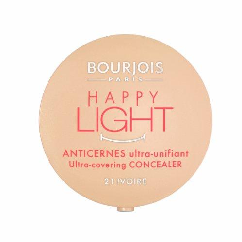 Bourjois Happy Light Anticerne Ultr-unifiant Ivoire