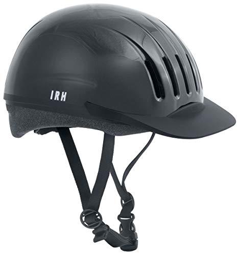 IRH International Riding Helmets Equi-Lite Helmet Black Medium