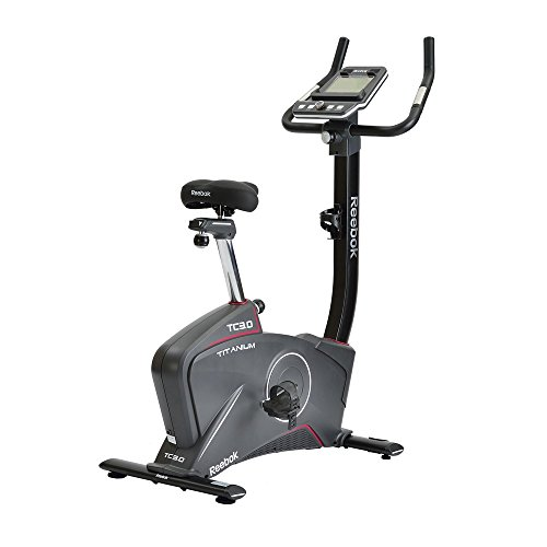 Reebok TC3.0 Bike + Bluetooth Heimtrainer, Schwarz, One Size