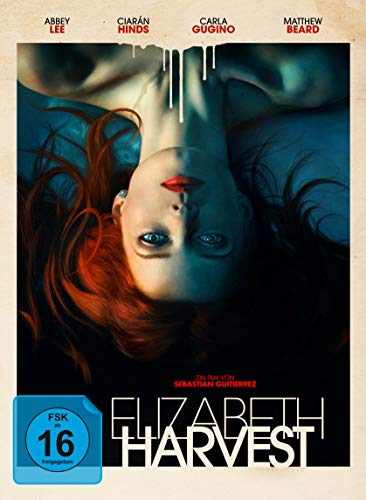 Elizabeth Harvest - 2-Disc Limited Collector\'s Edition im Mediabook (Blu-ray + DVD)