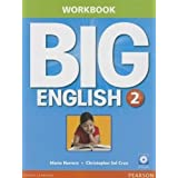 Big English 2 Workbook w/AudioCD by Mario Herrera Christopher Sol Cruz(2012-12-29)