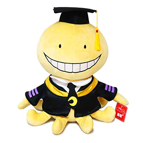 KroY PecoeD Anime Assassination Classroom Plush Doll, Cute