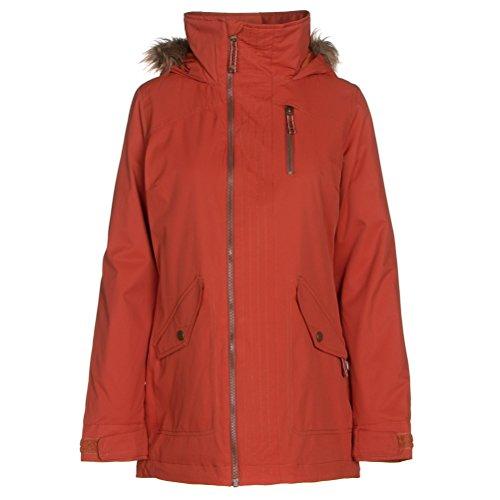 Burton Women's Hazel Winter Jacket, Picante, X-Small