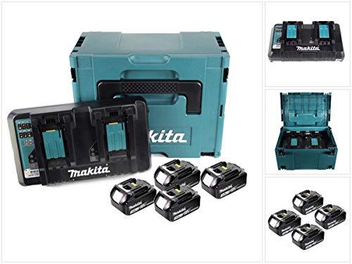 Makita 197720-6 Power Source Kit Li 18,0V inkl. 4x Akku 3Ah