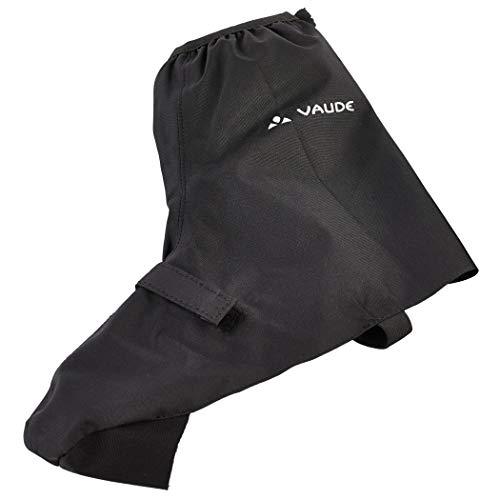 VAUDE Überschuhe Bike Gaiter short, black, 50-52, 01279, schwarz (black)