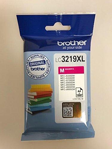 Original Druckerpatronen für Brother MFC-J5330DW, MFC-J5335DW, MFC-J5730DW, MFC-J5930DW, MFC-J6530DW, MFC-J6930DW, MFC-J6935DW inkl. Kugelschreiber (magenta XL)