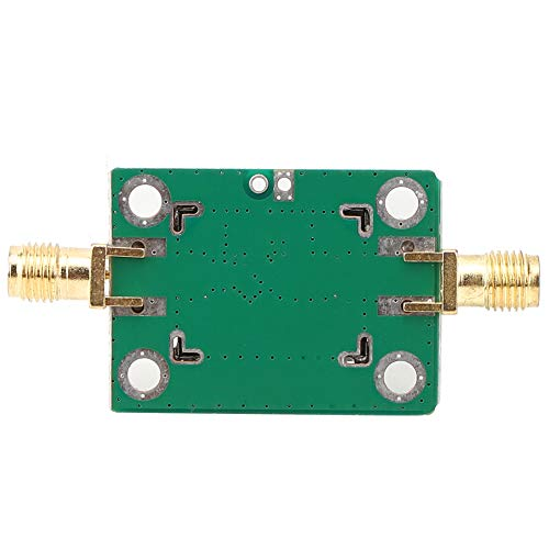 Mxzzand Placa amplificadora amplificadora de Banda Ancha de microondas RF 20dB para amplificación de Banda Ancha